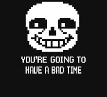 Bad Time Sans Unisex T-Shirt
