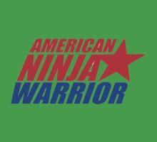 american ninja warrior One Piece - Short Sleeve
