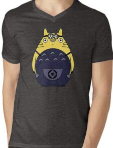 Totoro Pik Mens V-Neck T-Shirt