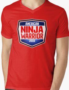 american ninja warrior Mens V-Neck T-Shirt