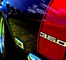 Chevrolet Camaro 350 by Ersu Yuceturk