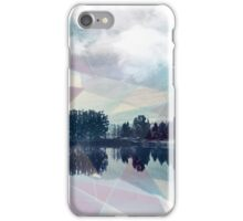 Abstract Mirror iPhone Case/Skin