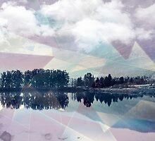 Abstract Mirror by DinaZaharieva