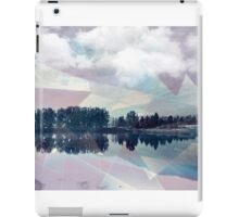 Abstract Mirror iPad Case/Skin