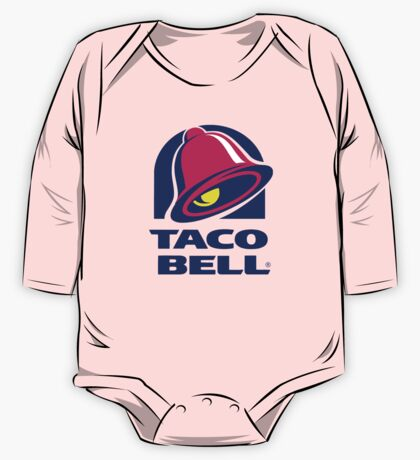 Taco Bell One Piece - Long Sleeve