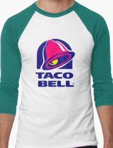Taco Bell Men's Baseball ¾ T-Shirt