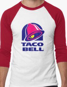 Taco Bell Men's Baseball ¾ T-Shirt