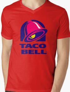 Taco Bell Mens V-Neck T-Shirt
