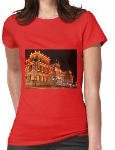 Brisbane Casino Womens Fitted T-Shirt