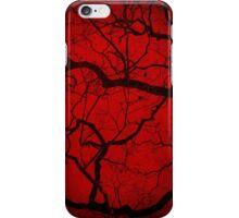 Red Burning iPhone Case/Skin