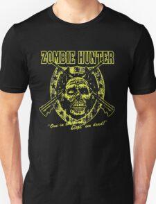 Halloween Zombie Hunter T-Shirt