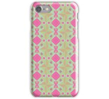 Spring Garden Pattern  iPhone Case/Skin