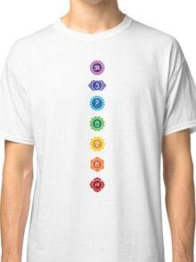 The 7 Chakras Classic T-Shirt