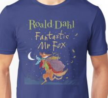 Fantastic Mr. Fox Book Cover Unisex T-Shirt