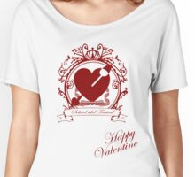 Valentine's Day Love Live! Inspired Shirt Women's Relaxed Fit T-Shirt