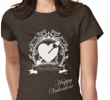 Valentine's Day Love Live! Inspired Shirt in White Womens Fitted T-Shirt