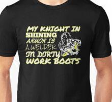 Knight Welder Unisex T-Shirt