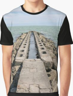 sea and beach Graphic T-Shirt