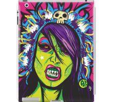 Lizard Queen  iPad Case/Skin