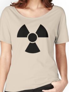 Radioactive Sign 2 Women's Relaxed Fit T-Shirt