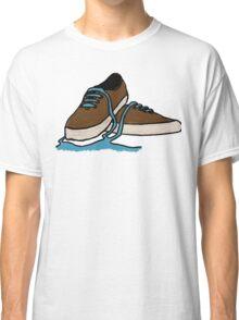 Leaking Shoe Classic T-Shirt