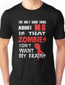 Ms Zombies Tee T-Shirt