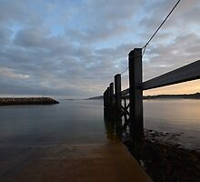 Dock Of The Bay by Stephen Smith