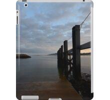 Dock Of The Bay iPad Case/Skin