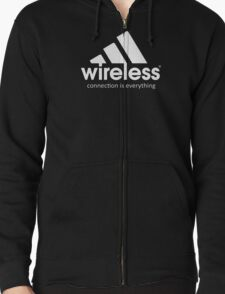 Wireless Connections is Everything Funny Geek Nerd Parody T-Shirt