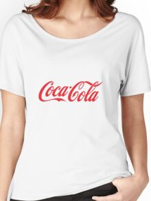 Coca Cola Women's Relaxed Fit T-Shirt