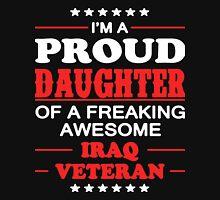 Proud Daughter Of Iraq Veteran Unisex T-Shirt