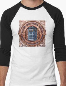 Aztec Time Travel Box full color Pencils sketch Art T-Shirt