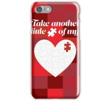 Piece of my heart iPhone Case/Skin