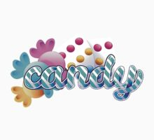 Sweet Candy Kids Clothes