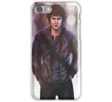 Bellamy Blake iPhone Case/Skin
