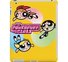 powerpuff girls iPad Case/Skin