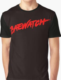 baewatch Graphic T-Shirt