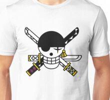 zoro flag Unisex T-Shirt