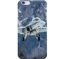 Swiss Air Force F-5E Tiger iPhone Case/Skin