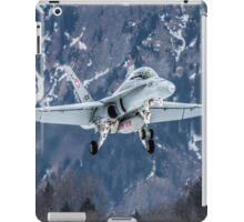 Swiss Air Force F-5E Tiger iPad Case/Skin