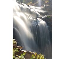 Flowing Waters at MacKenzie Falls by Lorraine McCarthy Photographic Print