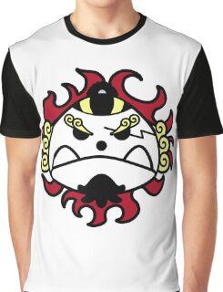 jinbe Graphic T-Shirt