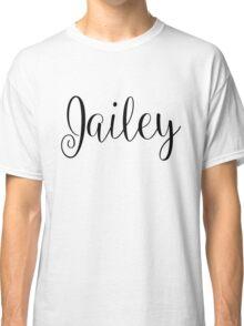 Justin + Hailey B. Classic T-Shirt