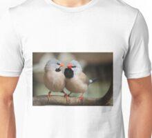 Grass Finches Unisex T-Shirt