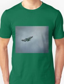 MiG-15 in the clouds Unisex T-Shirt