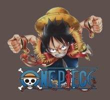 luffy One Piece - Short Sleeve