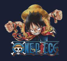 luffy One Piece - Long Sleeve