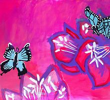 'Fluttering About' by Alyssa Sarkissian (2016) by Peter Evans Art