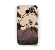 Kangaroos at the Mountain Side by Lorraine McCarthy Samsung Galaxy Case/Skin