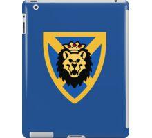 LEGO Castle - King Leo Shield iPad Case/Skin